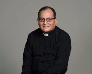 Rev. Johnny Laura-Lazo
