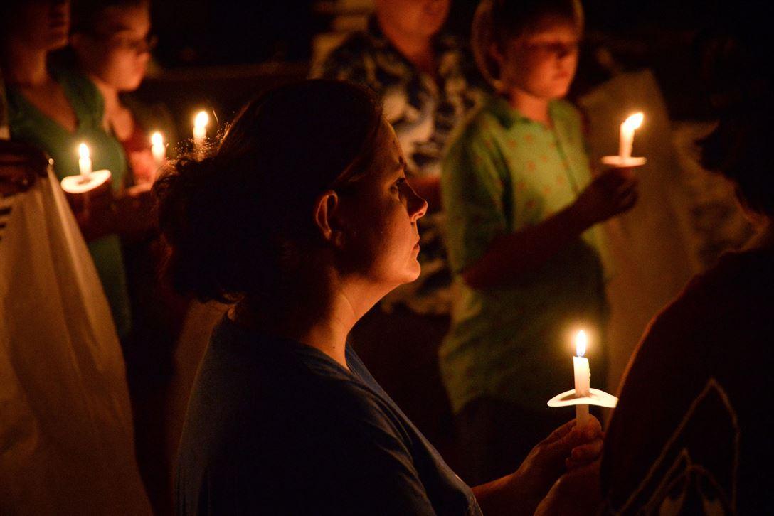 Mass of the InnocentsCandelight Service Jan 23- OLG