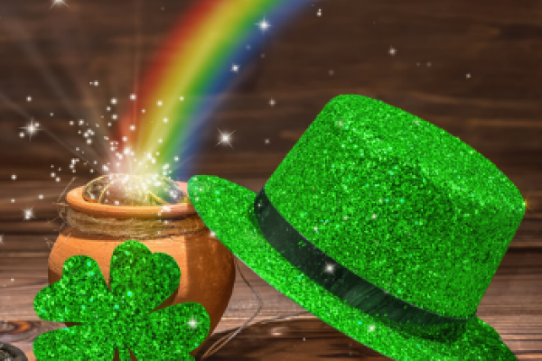 St. Patrick Dinner/Dance  <br>March 14