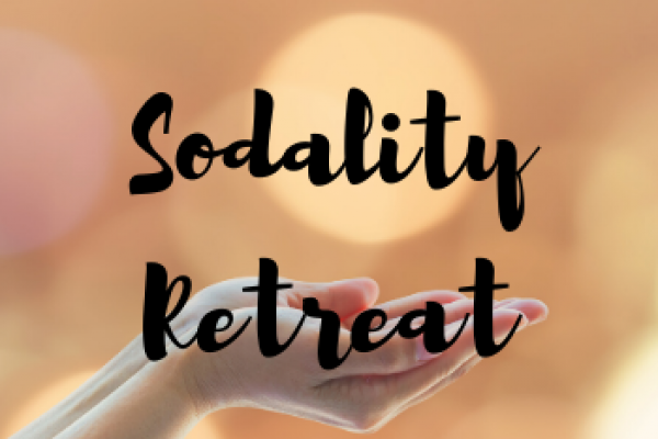 Ladies Retreat<br>March 5