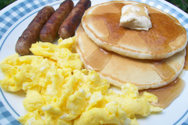 Men's Club Take Out Breakfast <br>October 25