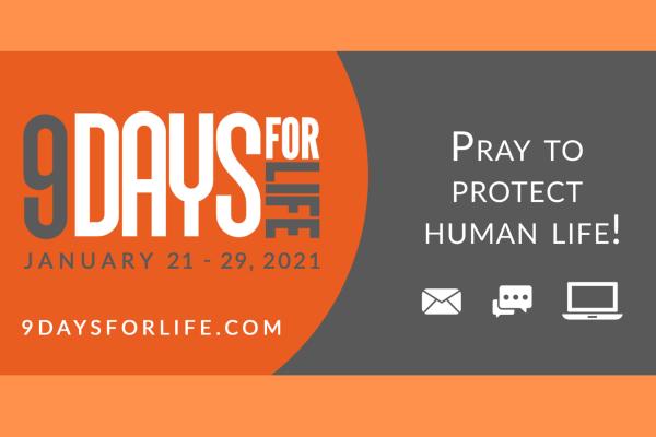 9 Days for Life Novena