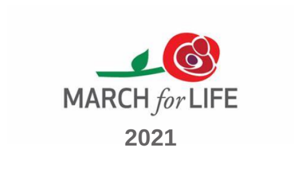 March for Life<br>Prayer Vigil <br> January 29
