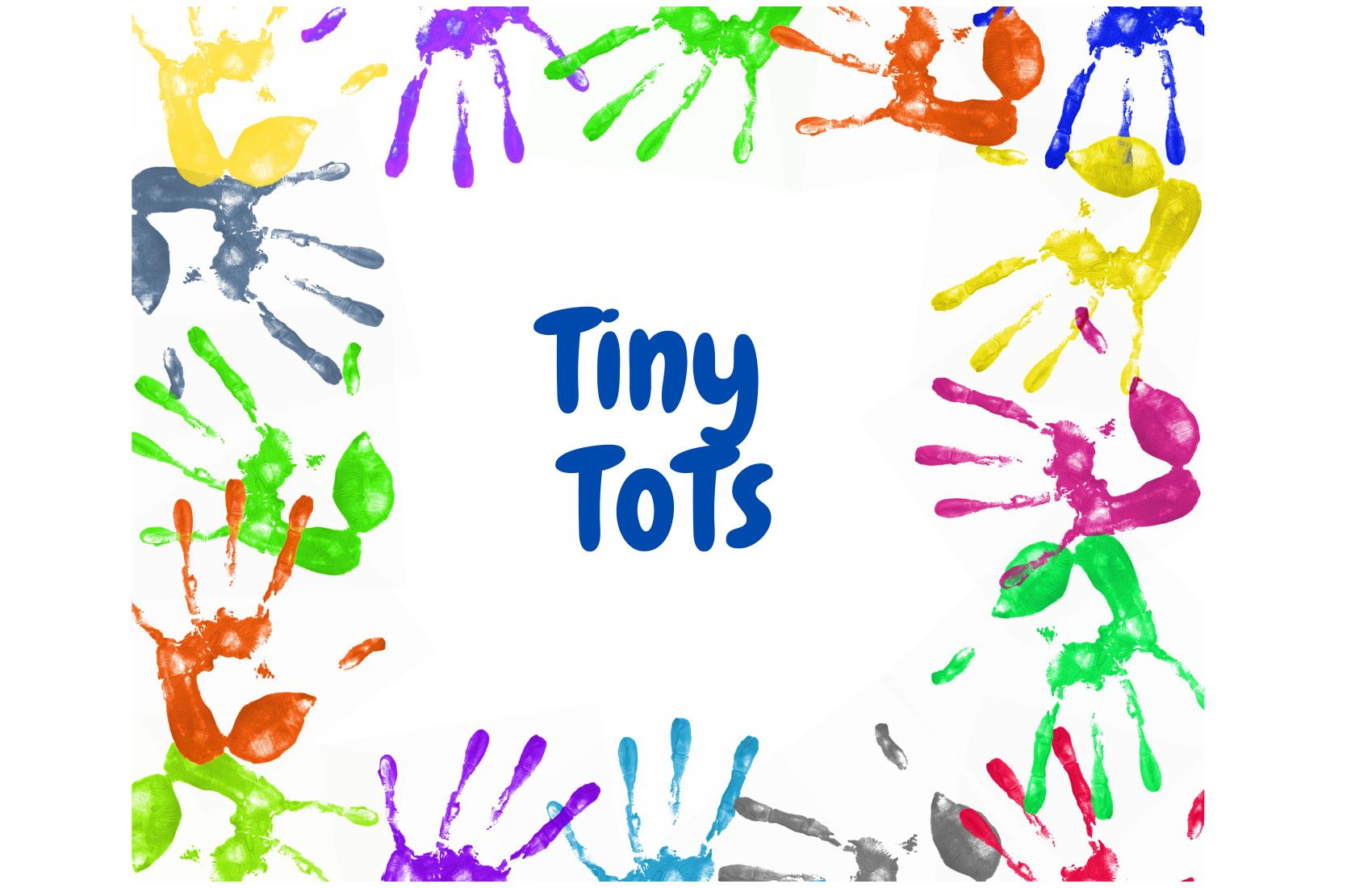 Tiny Tots Meeting – April 27