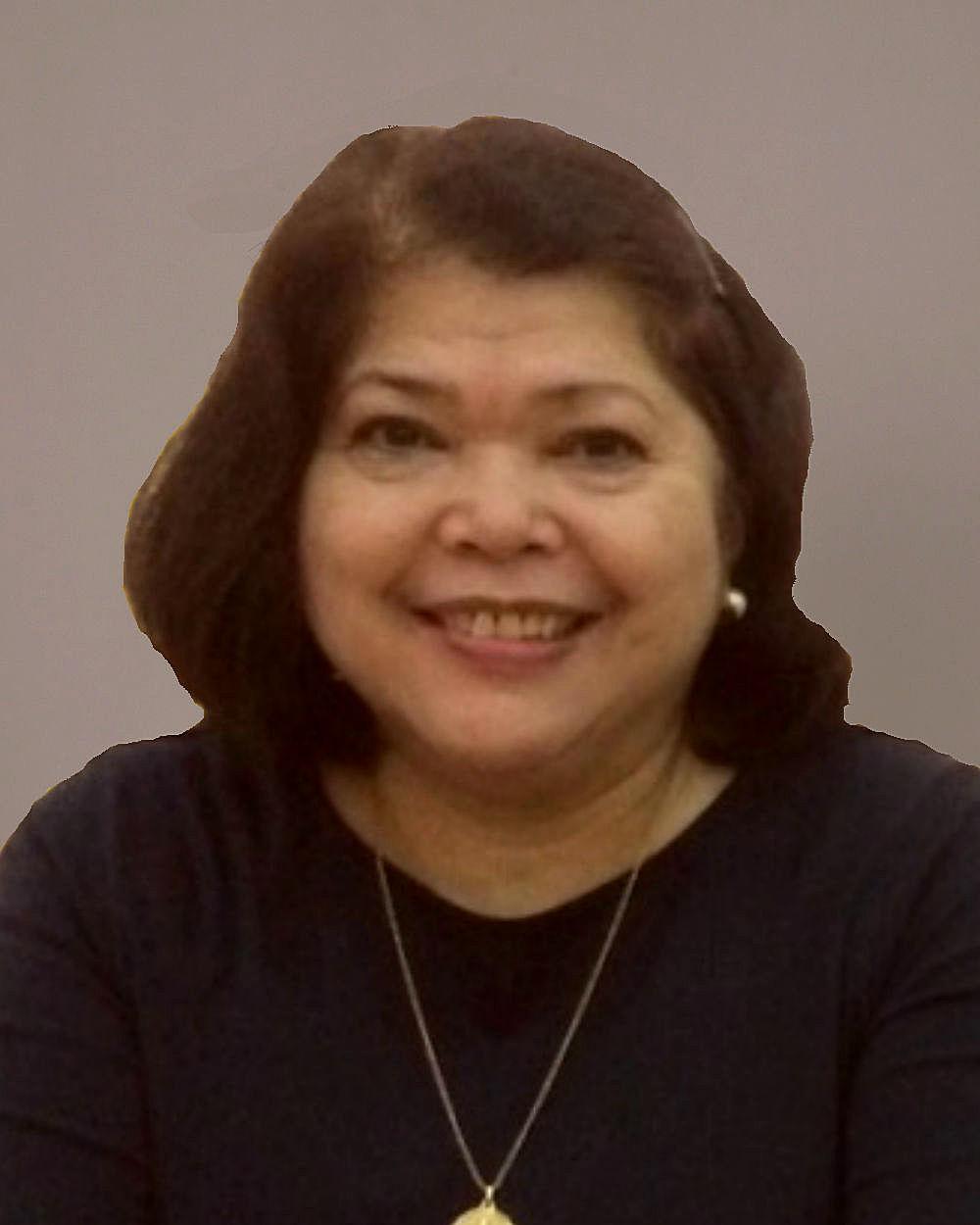 Lourdes Besos : Parish Secretary