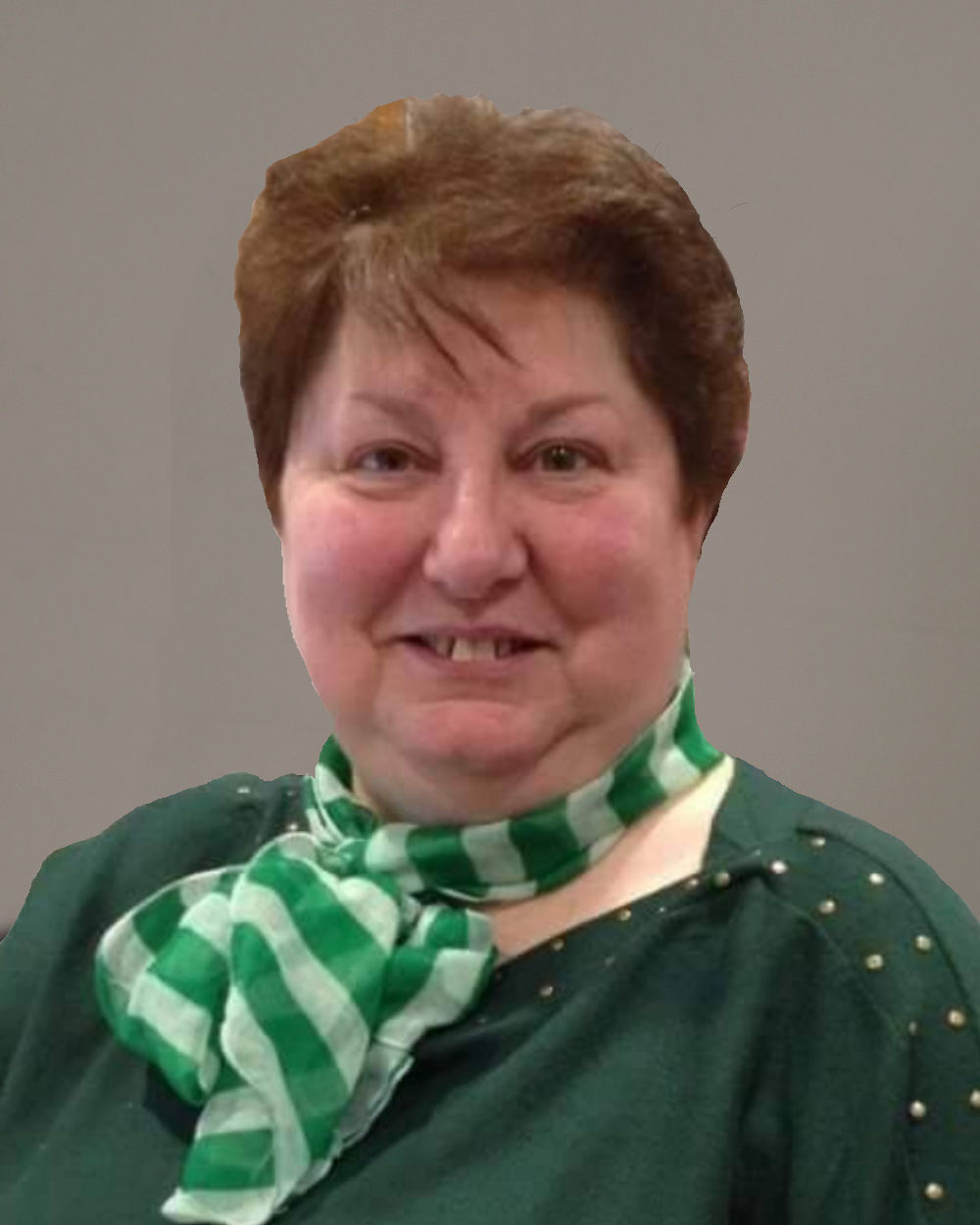 Pat Malecki : Parish Secretary