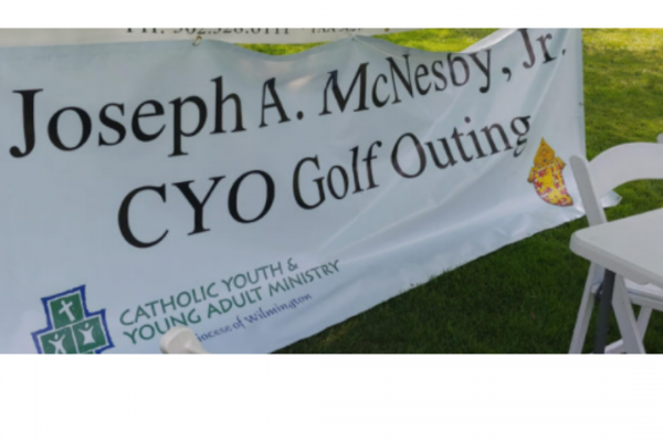 Joseph A. McNesby, Jr.    CYO Golf Outing<br>Sponsorships